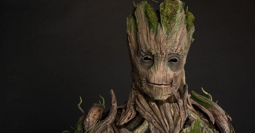 O significado de algumas falas do Groot nos filmes da Marvel