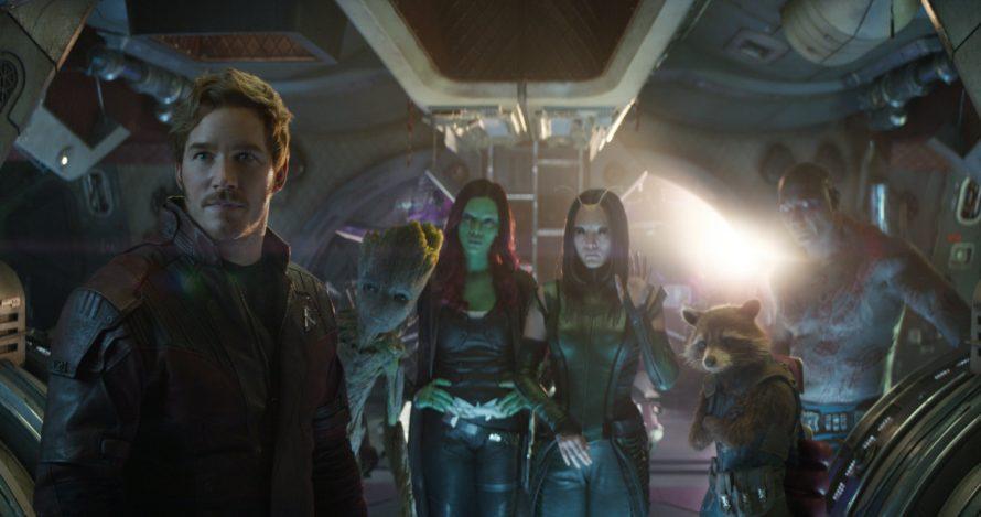 Vingadores: Guerra Infinita tem cena divulgada com Thor e os Guardiões