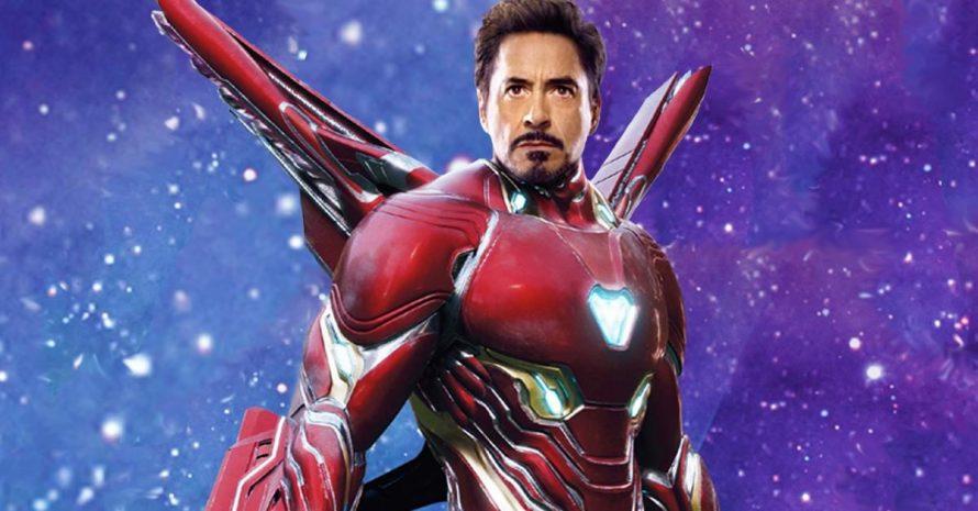 Teste de Robert Downey Jr. para Homem de Ferro mostra herói mais sério