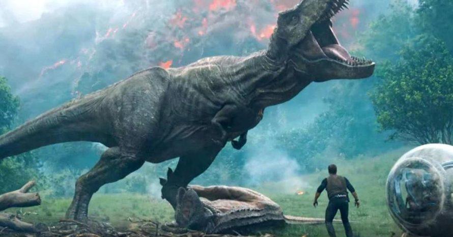 Jurassic World: O Reino Ameaçado ganha novo trailer; confira