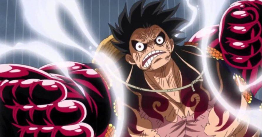 Luffy passa por treinamento brutal na prisão no mangá de One Piece