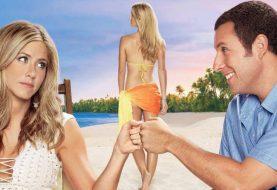 Comédia da Netflix terá Adam Sandler e Jennifer Aniston juntos de novo