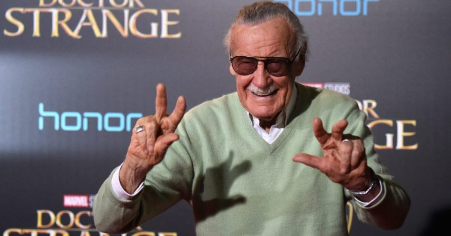 A participação de Stan Lee em Aranhaverso que ninguém notou