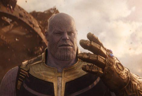 Sabia que Thanos já foi o Justiceiro nos quadrinhos? Confira