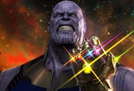 Thanos com a Manopla do Infinito é digno de levantar o Mjolnir?