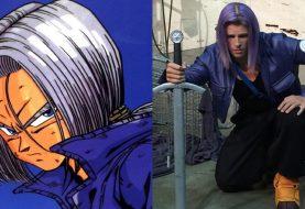 Fã de Dragon Ball gasta R$ 51 mil para ficar parecido com Trunks