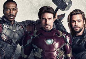 E se o elenco de Vingadores: Guerra Infinita tivesse sido escolhido nos anos 90?