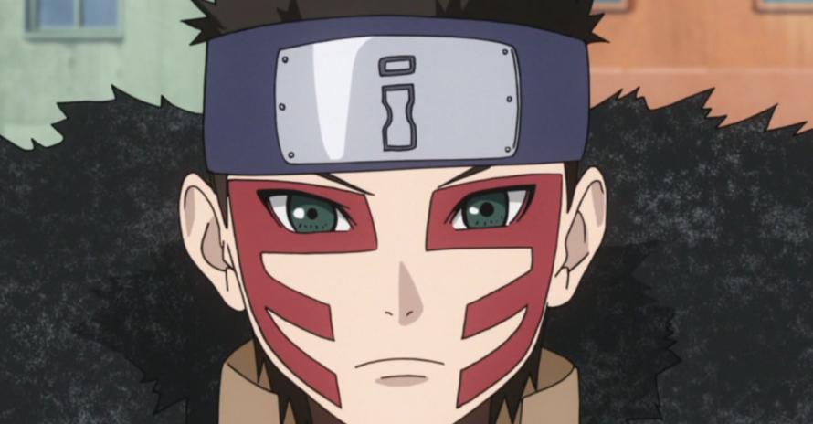 Filho Adotivo De Gaara Aparece Em Boruto Naruto Next