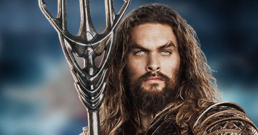 Filme do Aquaman tem estreia adiantada pela Warner no Brasil