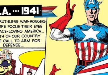 Sabia que o Capitão América teria outro nome? Saiba qual seria
