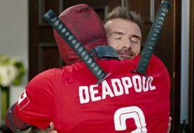 Deadpool 2: Wade Wilson se desculpa com David Beckham em vídeo