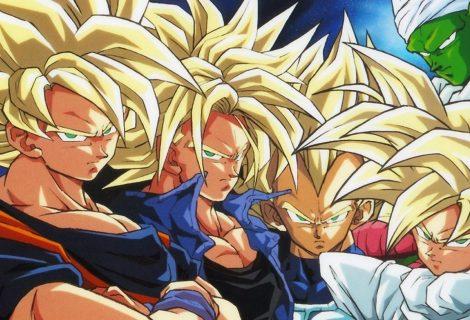 Por que os Super Saiyajins de Dragon Ball têm o cabelo loiro?