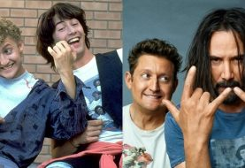 Keanu Reeves e Alex Winter confirmam que farão Bill & Ted 3