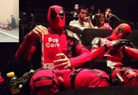 Fã de Deadpool é preso por andar vestido como o personagem na Suíça