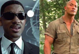 Pôsteres dos novos filmes de Homens de Preto e Jumanji são divulgados