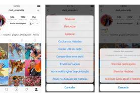 Instagram cria botão para silenciar postagens e stories de amigos