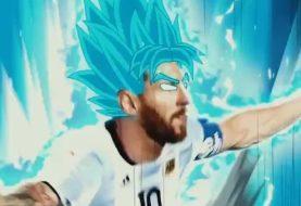 Lionel Messi vira Super Saiyajin em propaganda da Copa do Mundo; assista