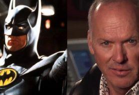 'Eu sou o Batman', diz Michael Keaton durante discurso em universidade