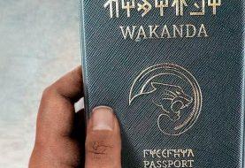 Site vende 'passaportes' incríveis de Wakanda, país de Pantera Negra