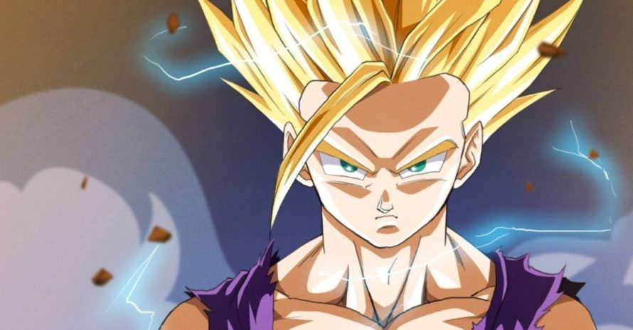 Gohan: do auge à decadência em Dragon Ball