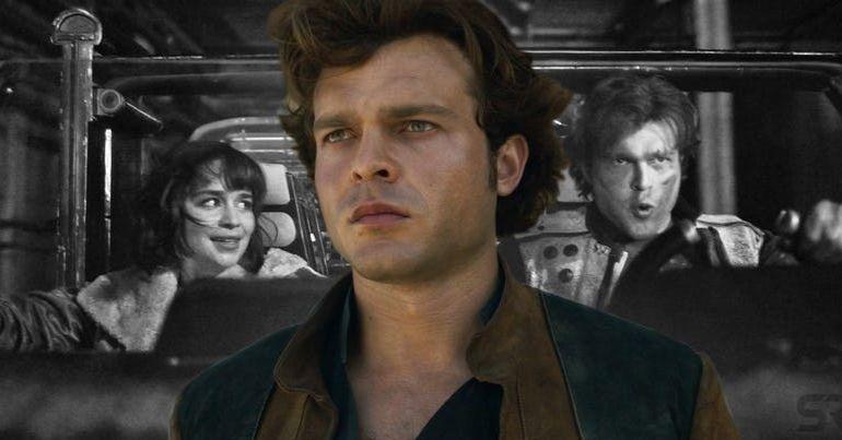 O significado do final surpreendente de Han Solo: Uma História Star Wars