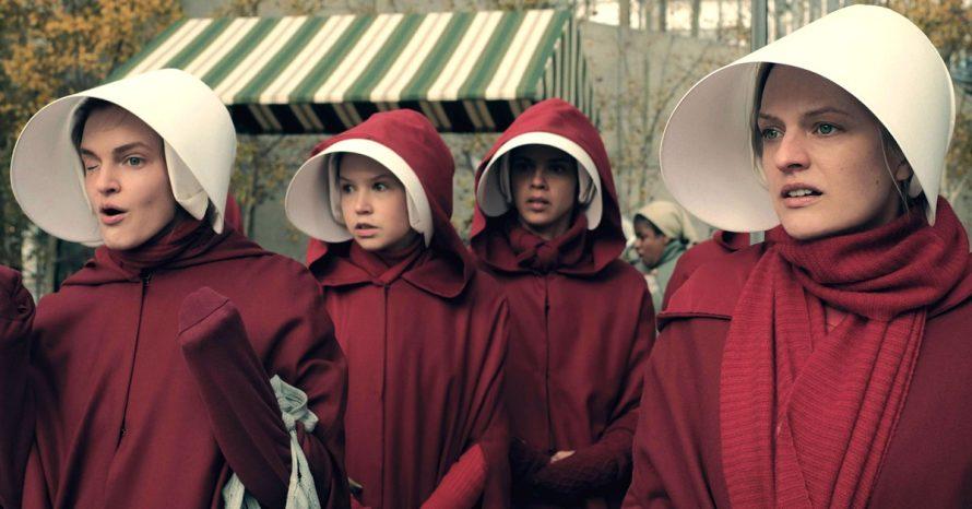 Premiada, figurinista explica roupa das aias em The Handmaid's Tale