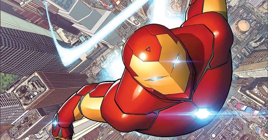 Verdadeira origem de Tony Stark é revelada nos quadrinhos