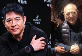 Fotos de Jet Li envelhecido e com saúde debilitada preocupa fãs do ator
