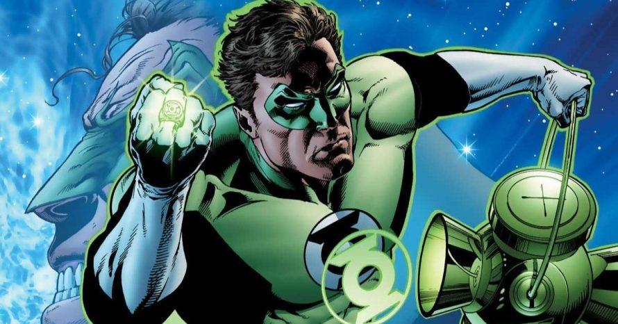 O Lanterna Verde pode comer alimentos criados por seu anel?