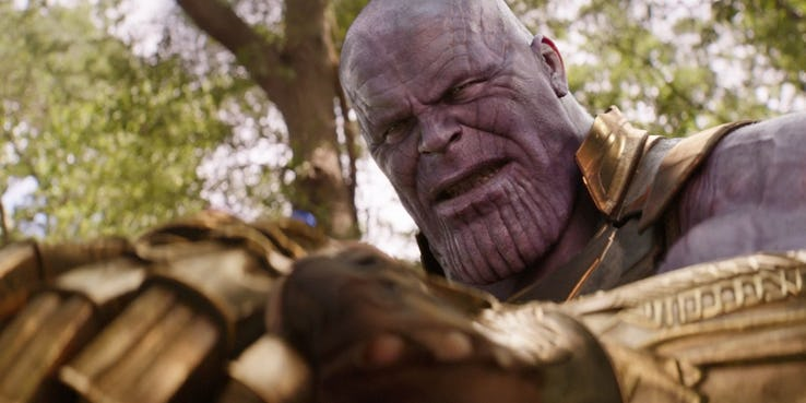 Que presentaço! Vingadores: Guerra Infinita chega à Netflix no Dia de Natal