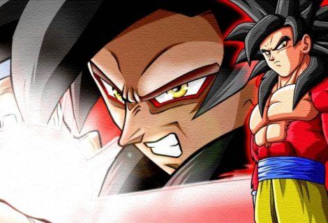 Novo anime Dragon Ball Heroes tem Goku Super Saiyajin 4 confirmado
