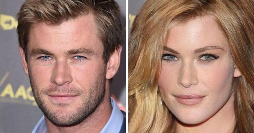 Internautas transformam atores da Marvel em mulheres e o resultado é incrível