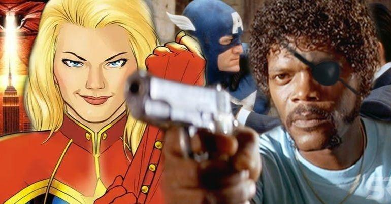 Pulp Fiction e mais: filmes dos anos 90 que Capitã Marvel pode citar