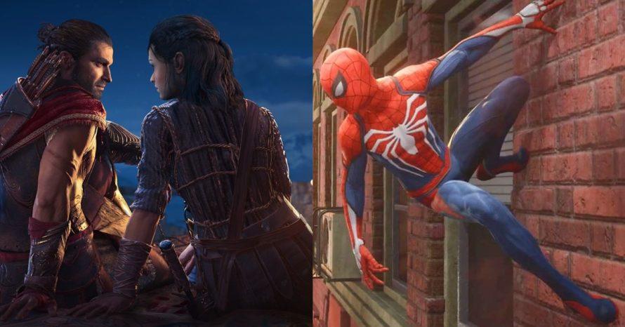 Assassin's Creed, Spider-Man e mais: os destaques do 3° dia da E3