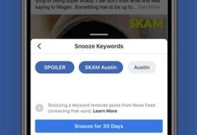 Facebook lança função para bloquear spoilers e assuntos indesejados
