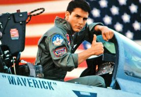 Tom Cruise posta foto do novo Top Gun e internet vai à loucura