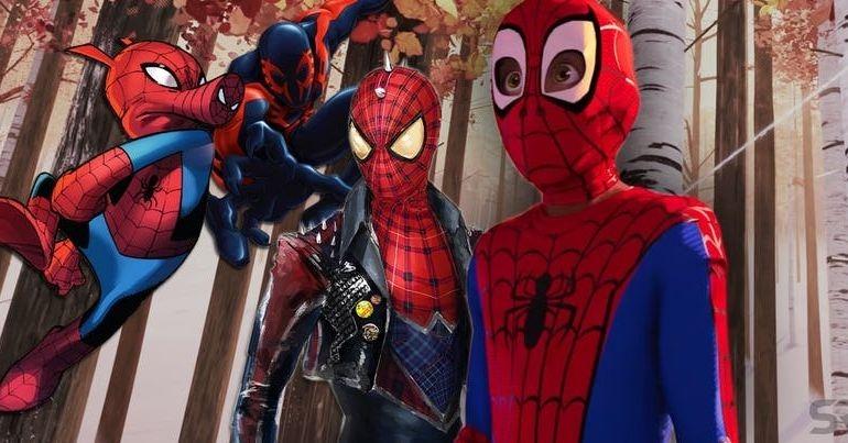 Versões do Homem-Aranha que podem aparecer em Aranhaverso