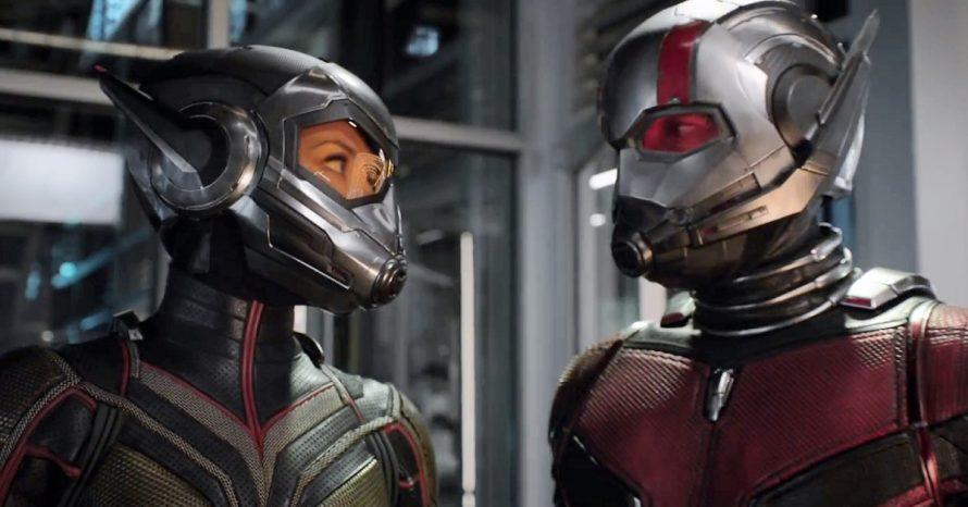 Saiba como serão as cenas pós-créditos de Homem-Formiga e a Vespa