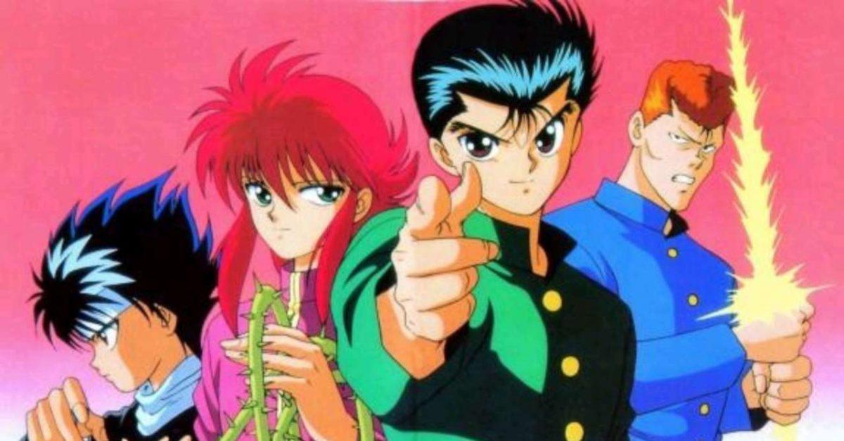 Saiba quando deve estrear o novo anime de yu yu hakusho stopboris Images