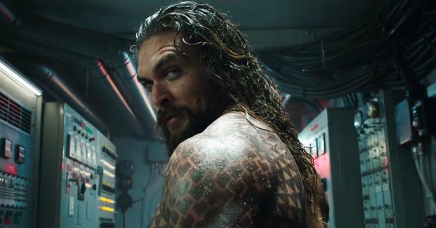 Primeiro trailer de Aquaman é divulgado pela Warner; assista