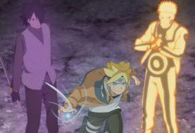Naruto e Sasuke finalmente se igualam no anime de Boruto