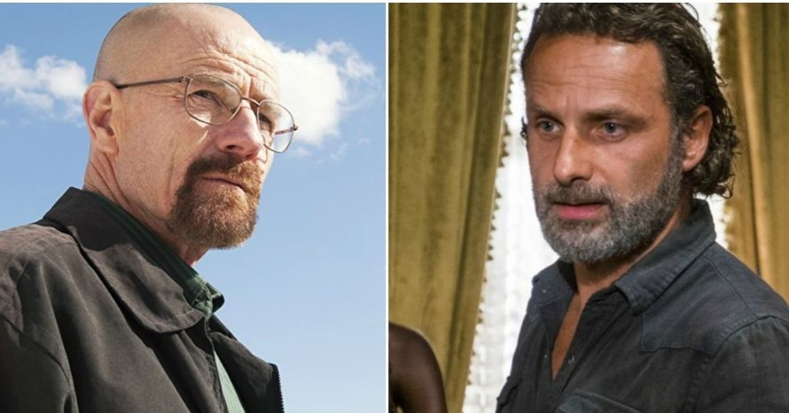 Breaking Bad causou a epidemia zumbi de The Walking Dead?