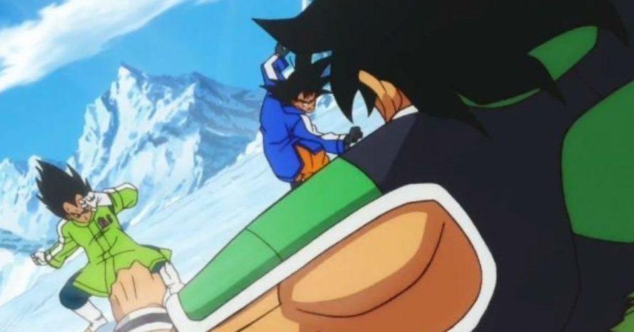 Trailer de Dragon Ball Super: Broly faz referência a Dragon Ball Z; confira