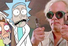 Christopher Lloyd revela que quer participar de Rick and Morty