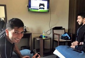 Copa dos games: Suárez faz desafio no Fifa e Douglas Costa entra no Fornite