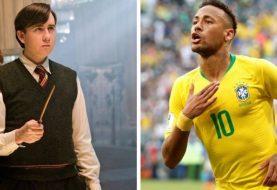 Ator de Harry Potter diz que Neymar é 'patético' e revolta internautas