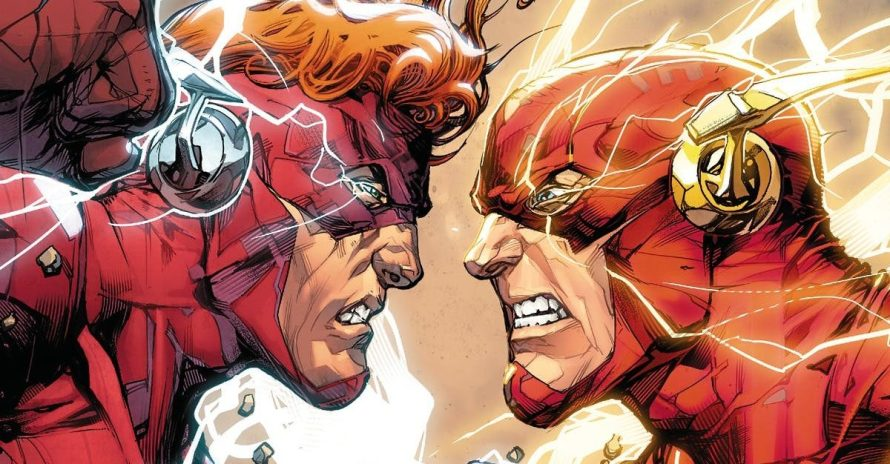 Qual Flash é o mais rápido: Barry Allen ou Wally West?