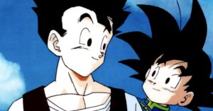 gohan e goten