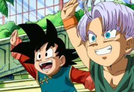 Pôster de Dragon Ball Super: Broly confirma Goten e Trunks no filme