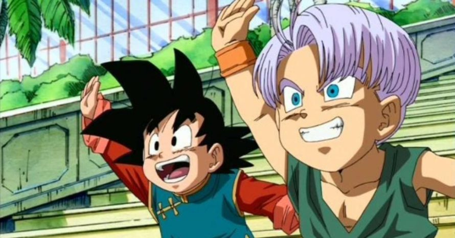 Dragon Ball Super: mangá mostra Goten e Trunks no Torneio do Poder